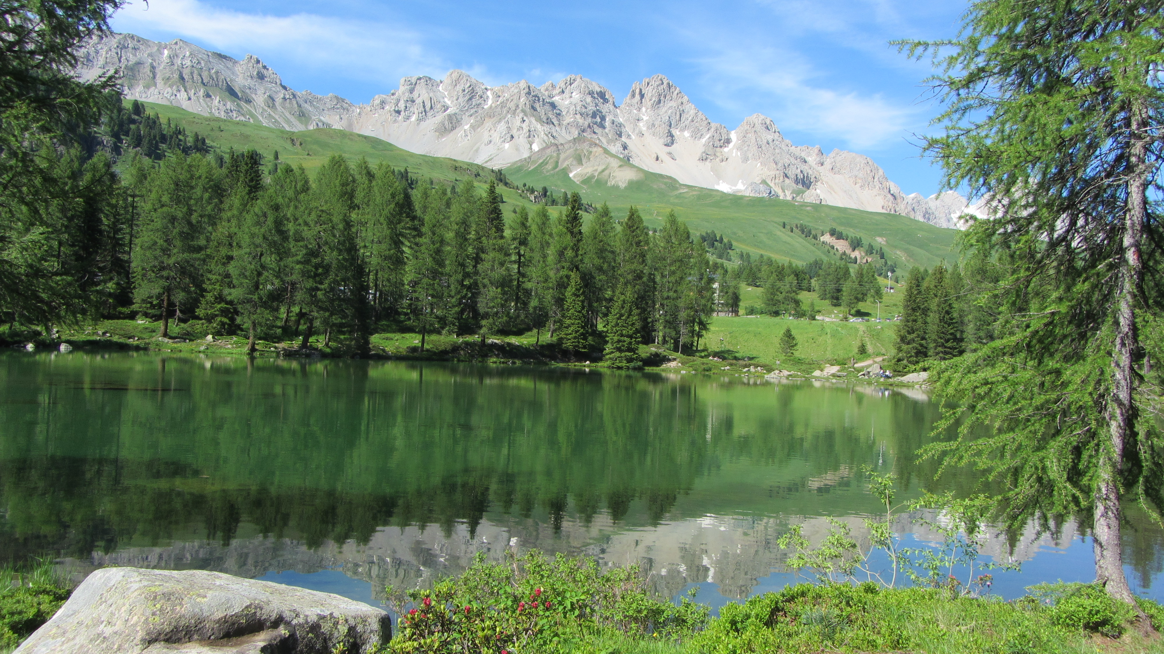 5 laghi di montagna dove trascorrere le vacanze in estate blog montagna estate - Laghi dove fare il bagno veneto ...