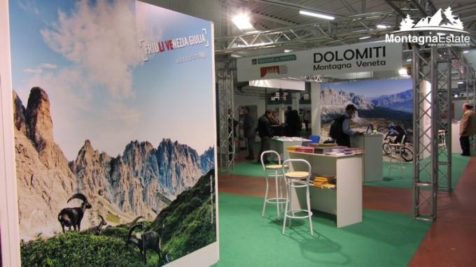 stand Friuli e Belle Dolomiti