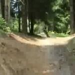 Downhill Morzine