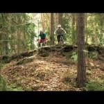 DownHill nelle foreste Tedesche