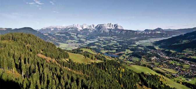 dove andare in austria estate