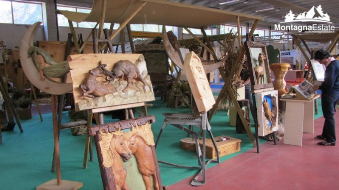 bassorilievi legno