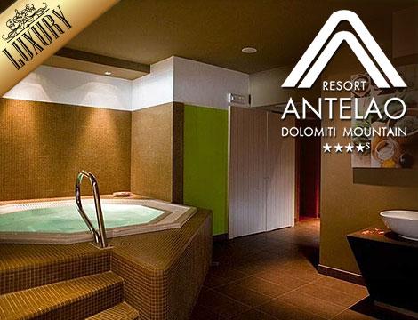 Offerta Vacanza Borca di Cadore: hotel con Spa sulle Dolomiti