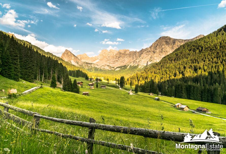 Posti belli da visitare in montagna