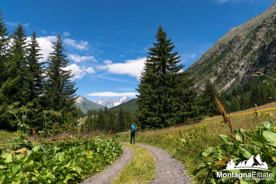 sentieri escursionismo la thuile