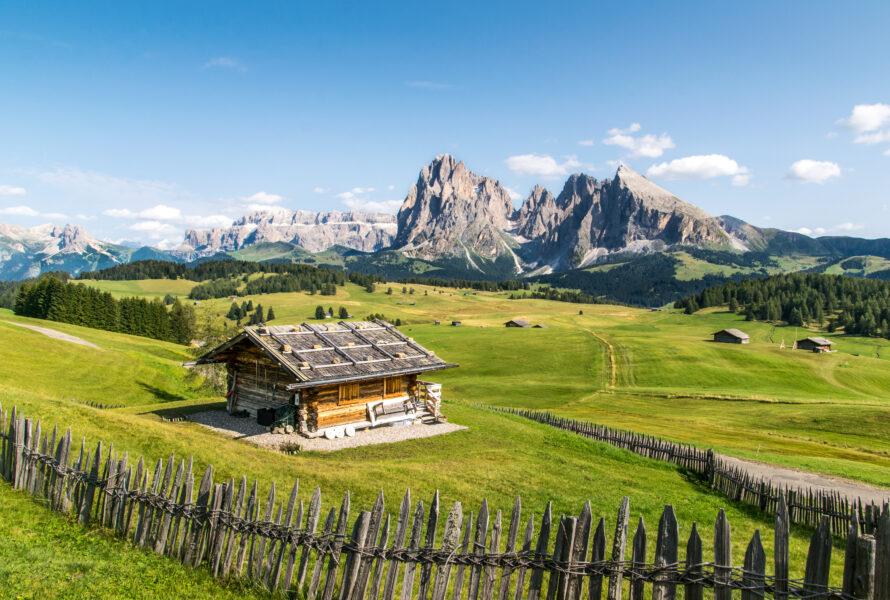Vacanze in Trentino Alto Adige localita estive di montagna