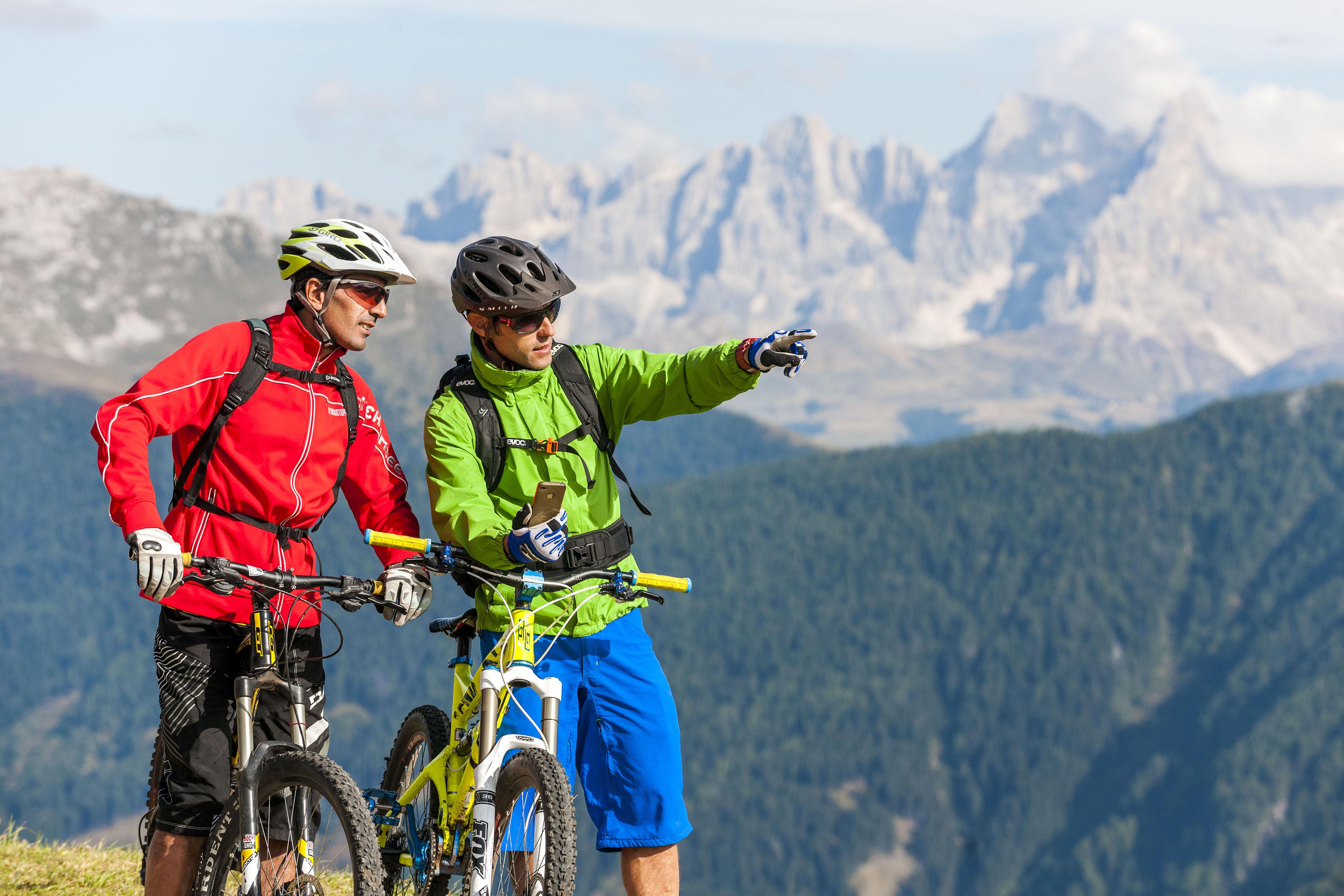 Speciale E-Bike: offerta vacanza in Val di Fiemme