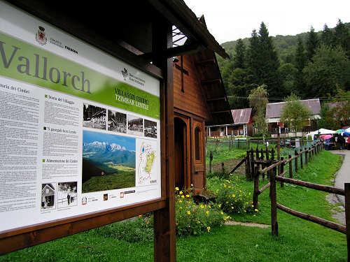 Vallorch, villaggio cimbro