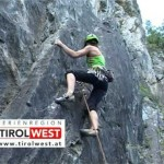Arrampicare nel Tirolo occidentale