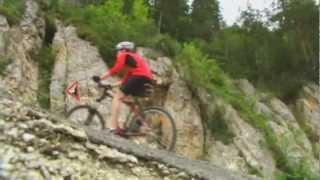 Piste ciclabili in Val di Fiemme