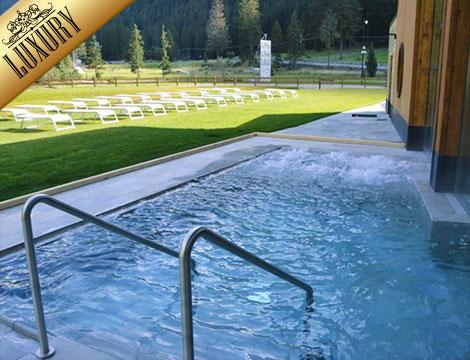 Offerta Vacanza Valle d'Aosta Monterosa: hotel 4 stelle e centro Benessere