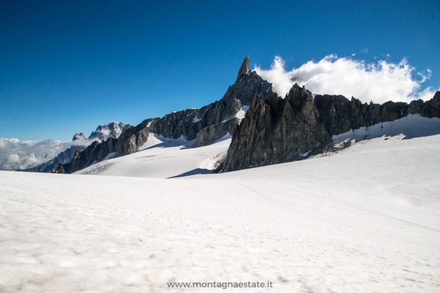 Escursione Ghiacciaio Monte Bianco