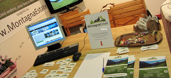 """Report da """"Expo delle Dolomiti"""" edizione 2012"""