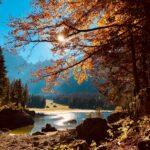 I più bei Laghi Alpini dove ammirare il foliage in Autunno