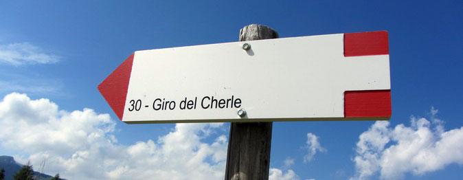 Visita al Forte Cherle