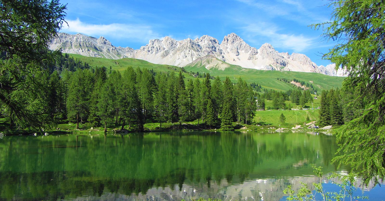 Lago San Pellegrino – Passo San Pellegrino (Val di Fassa)