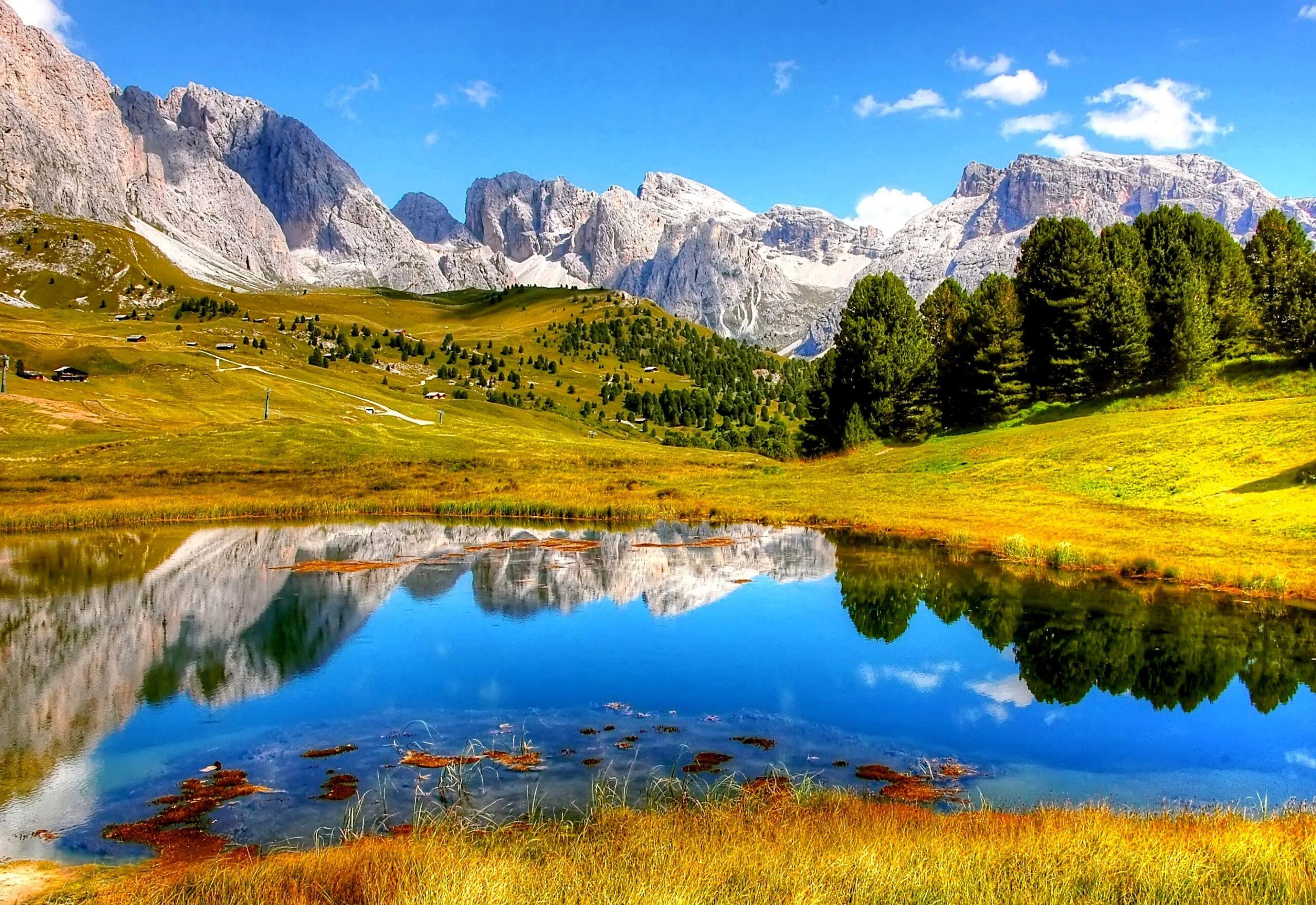 I più bei Laghi della Val Gardena