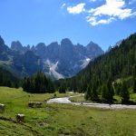 Le migliori località di montagna dove andare in estate con la Famiglia
