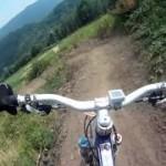 Downhill a San Giacomo di Roburent