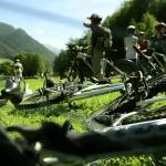 Visitare la Valle Aurina in Mountain Bike