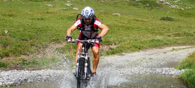Bormio e l'Alta Valtellina in mountain bike