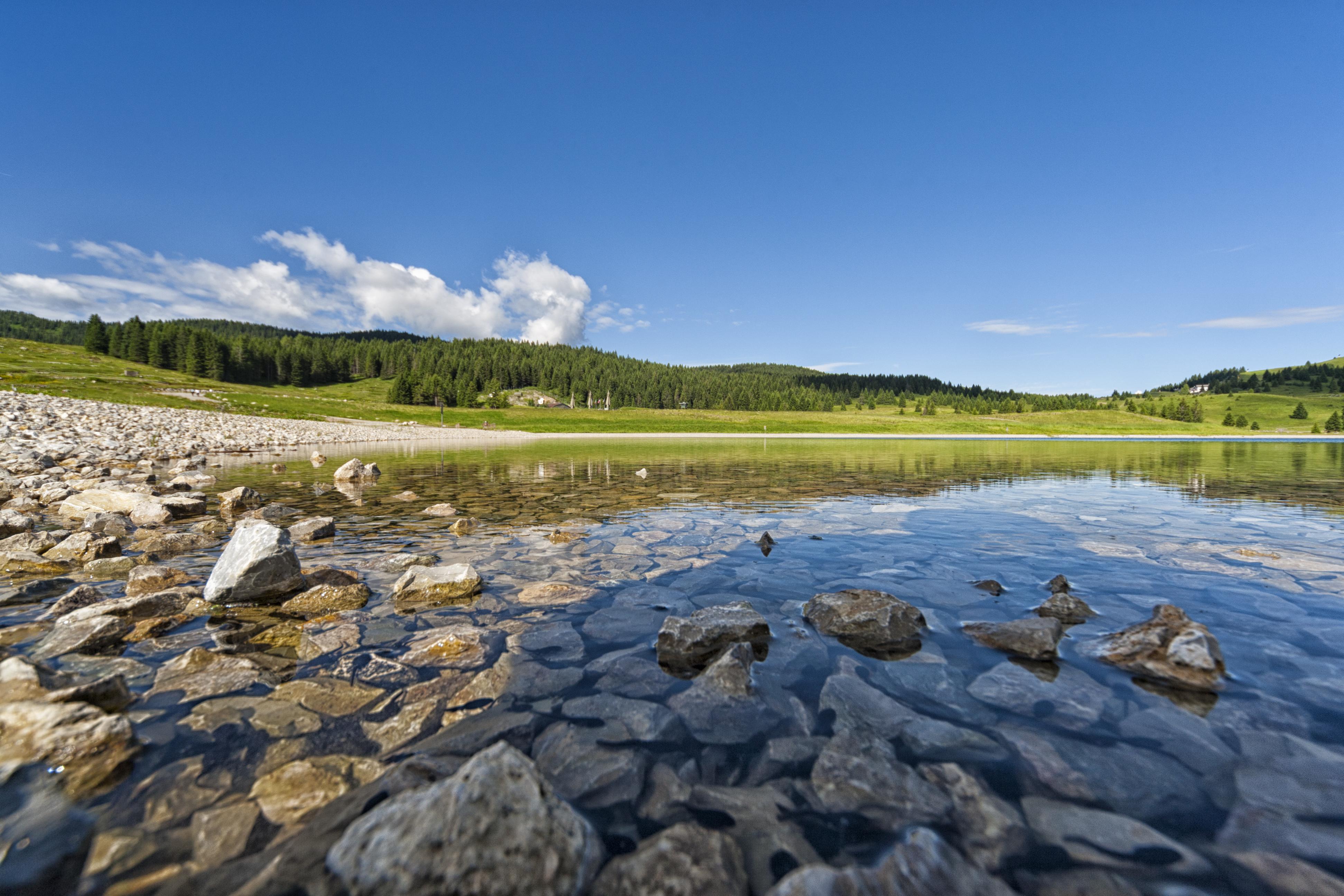 21 magnifiche foto dell'Alpe Cimbra in Estate