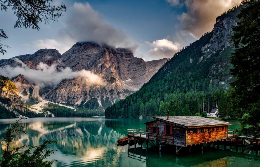 lago di braies alto adige