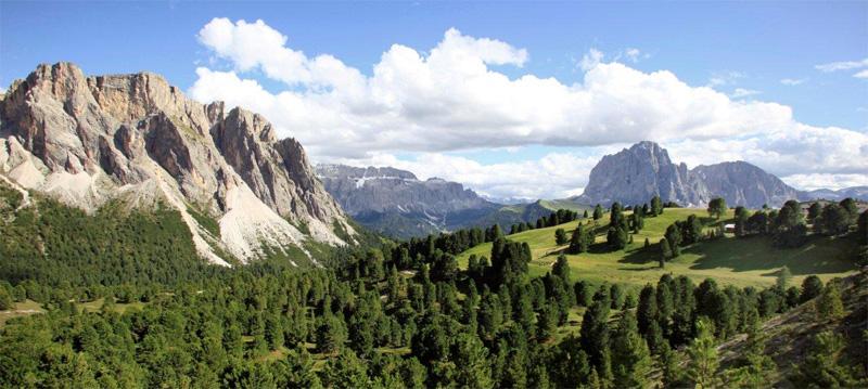 Giro in Val Gardena, il secondo giorno