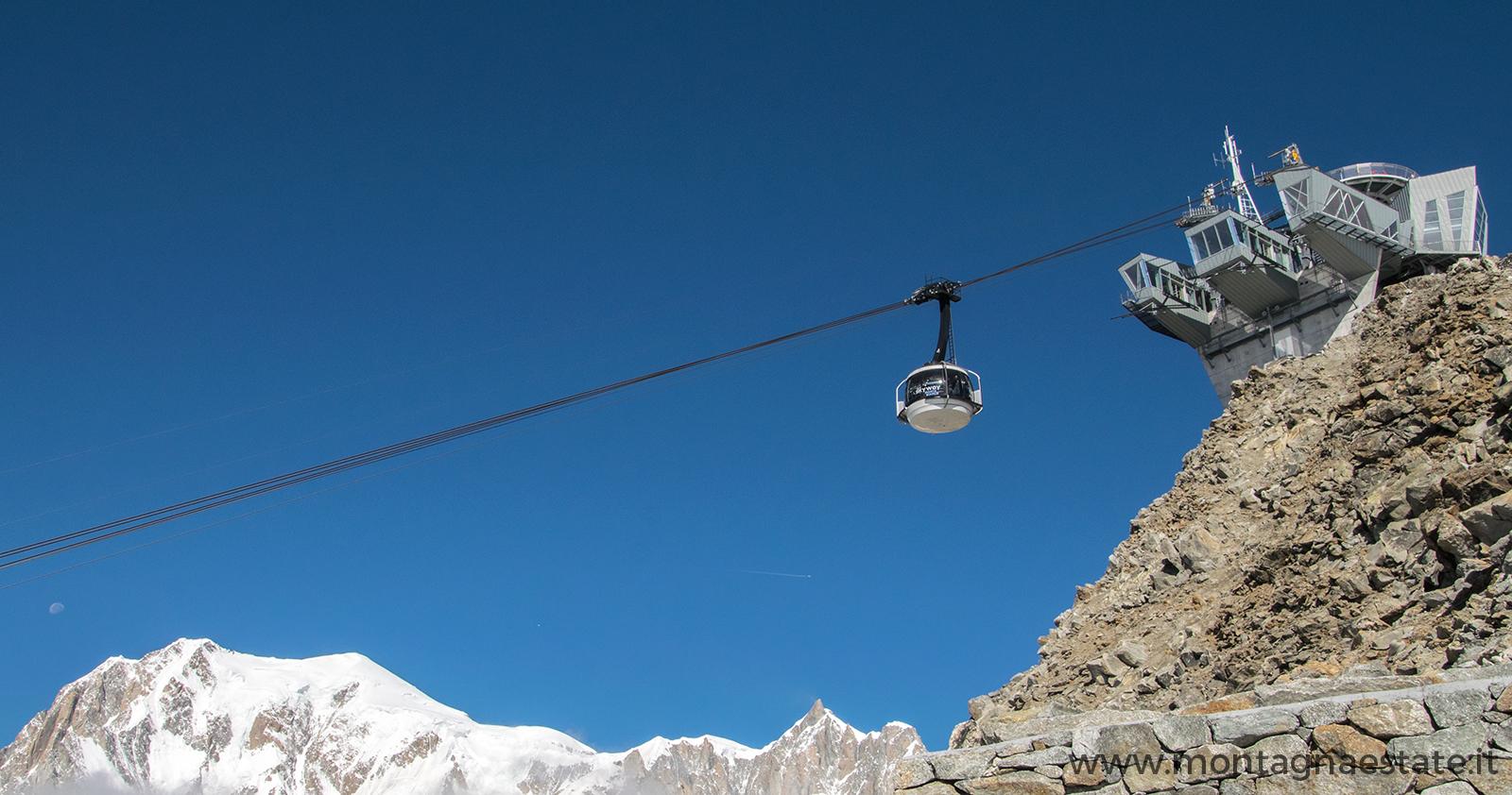 7 cose da fare quando si visita la Skyway Monte Bianco