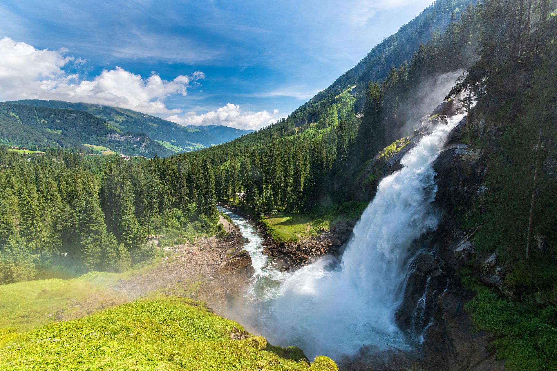 Le 5 più belle cascate del Sudtirol da visitare in estate