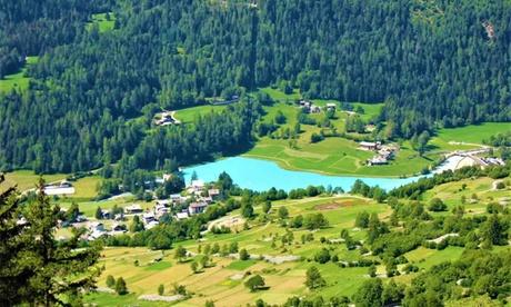 Brusson: fino a 7 notti per 2 persone con colazione o mezza pensione allo Ski Hotel Italia