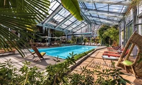 Offerta Val Venosta, Laces: camera con balcone in mezza pensione, merenda e ingresso Spa per 2 al Bamboo Active Resort