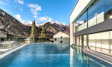 Offerta Sud Tirol, Valles: camera Superior con balcone, pensione 3/4 e Spa per 2 persone all'Hotel&Spa Falkensteinerhof 4*