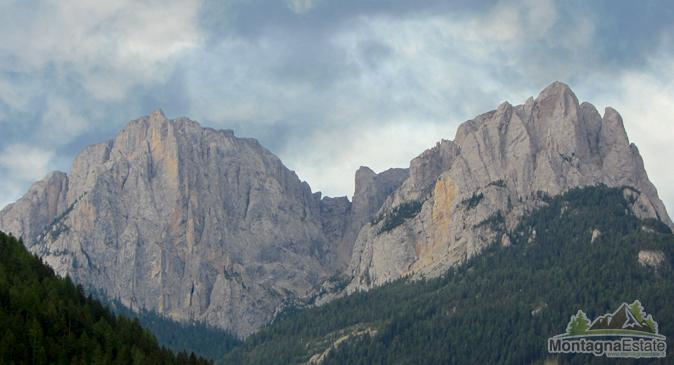 Giro in Val Gardena, primo giorno