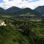 Paesaggi estivi Val di Fiemme