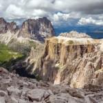 Lo spettacolo delle Dolomiti in 3 minuti di Time-lapse