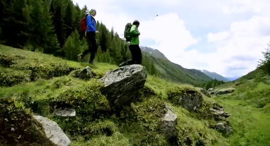 Video escursioni estive in Valle Aurina